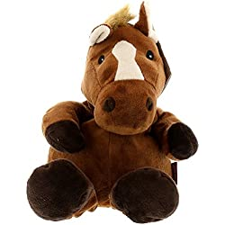Greenlife Warmies calor almohada de peluche, caballo