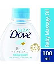 Baby Dove Rich Moisture Baby Massage Oil, 100 ml