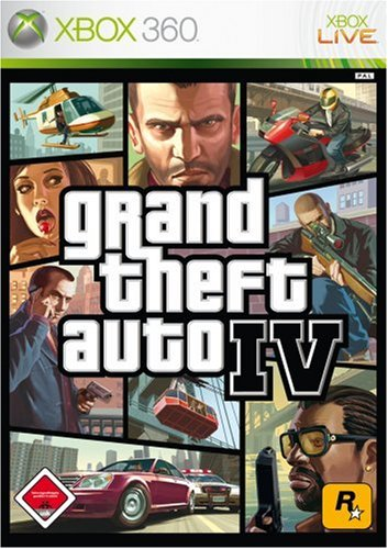 GTA: Grand Theft Auto IV - Special Edition (Edition 4 Gta Limited)