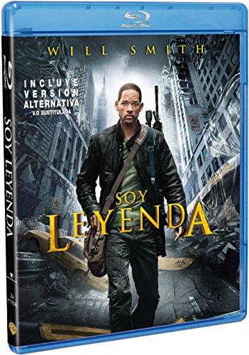 Soy Leyenda [Blu-ray]
