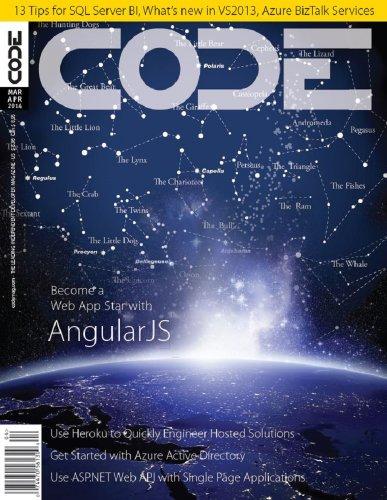 CODE Magazine - 2014 Mar/Apr (English Edition)