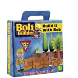 Build It With Bob the Builder - 30 Real Brick Building Set
