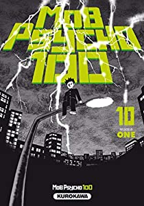Mob Psycho 100 Edition simple Tome 10