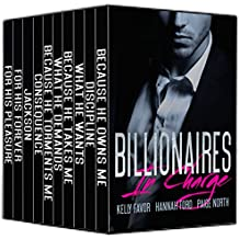Billionaires In Charge (28 Book Alpha Billionaire Romance Box Set) (English Edition)