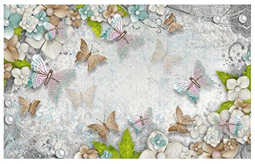 Xcmb 3D Tapeten Bücherregal Wandbild Bäume 3D Wand Fototapete Wandpapier Für Wohnzimmer Tv Hintergrund 3D Wandbild Tapete-350Cmx245Cm