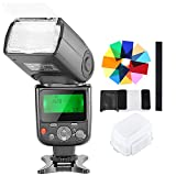 Best Flash For Canon 5d Mark Iis - Neewer NW-670 TTL Speedlite Flash with Hard Diffuser,12 Review