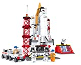 #6: FUNBLOX 560PCS SPACE STATION BLOCKS SET