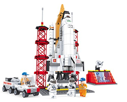 FUNBLOX 560PCS SPACE STATION BLOCKS SET