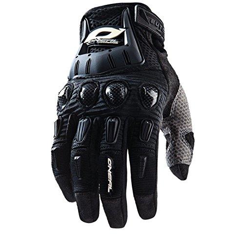 O'Neal Butch Carbon Handschuhe Schwarz Moto Cross Mountain Bike MX MTB, 0478-0, Größe XX-Large