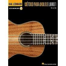 Hal Leonard Ukulele Method Book 1 Uke Spanish Edition (Book)  (Book & CD)