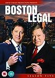 Boston Legal - Season 5 [DVD]