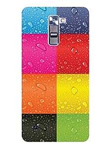 TREECASE Designer Printed Hard Back Case Cover For LG K7 / K7 LTE
