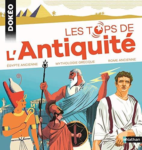 Les tops de L'Antiquité par Hélène Montardre