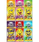 Areon Smile Deodorante Auto Assorted Da Appendere Specchietto Retrovisore Divertenti Set 24 ( 6 x 4 pieces )