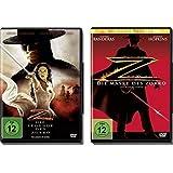 Die Legende des Zorro & Die Maske des Zorro mit Antonio Banderas und Catherine Zeta-Jones im Set - Deutsche Originalware