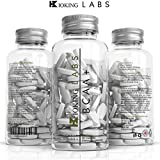 Comprimés de BCAA + vitamine B6 InstaAA 4000mgs par Bioking Labs | 4000mgs La consommation quotidienne d'acides...