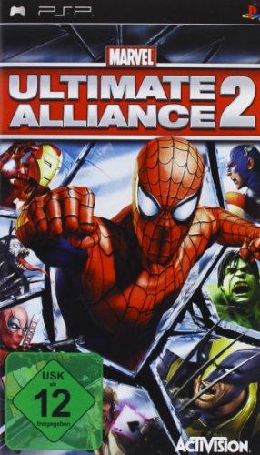 Marvel: Ultimate Alliance 2 (Psp Marvel Spiele)