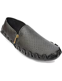 DESI JUTA Latest Stylish Snazzy Loafers Moccasin Shoes for Men