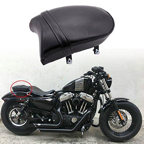 Davidson Harley 48 2011 Sportster (katur hinten Beifahrer Sozius Pad Sitz für Harley Sportster XL 883883x l 883C 883N 2007–2013)