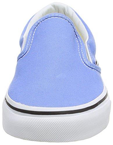 Vans Unisex-Erwachsene U Classic Slip-ON Gymnastikschuhe Bianco (White (Marina/True White))