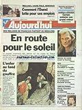 AUJOURD'HUI [No 16128] du 12/07/1996 - MOULINEX - VACHE FOLLE - ARSENAUX / COMMENT...