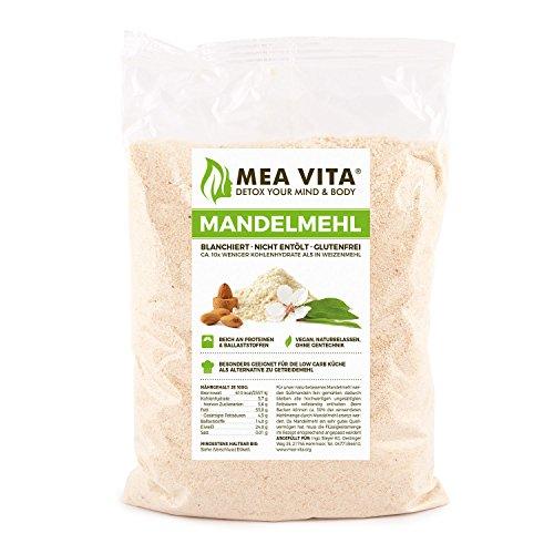 MeaVita Mandelmehl naturbelassen (1 kg)