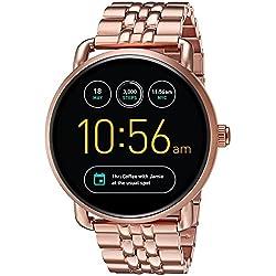 Fossil Q FTW2112 Wander Digital Multi-Colour Dial Women's Watch