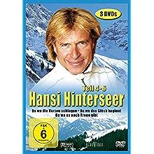 Coverbild: Hansi Hinterseer, Teil 4-6