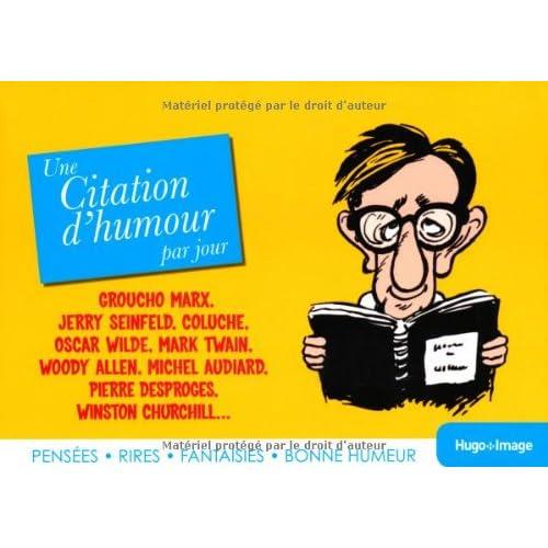 CITATION D'HUMOUR PR JOUR 2013