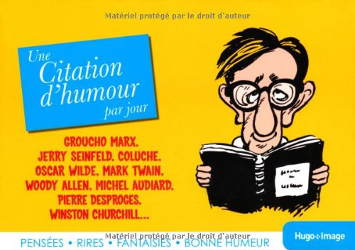 CITATION D'HUMOUR PR JOUR 2013