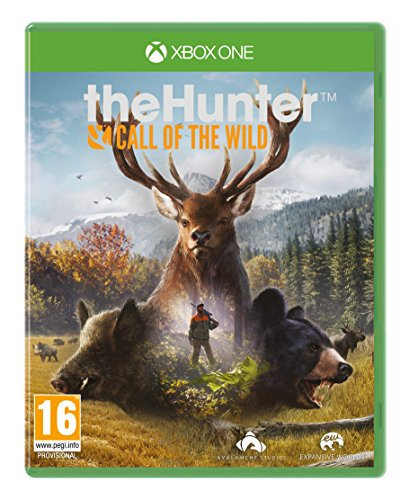 The Hunter Call of The Wild Xbox One Version Française