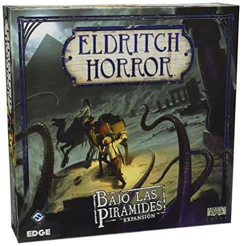 Eldritch Horror - Bajo Las pirámides (Edge Entertainment EDGWH05)