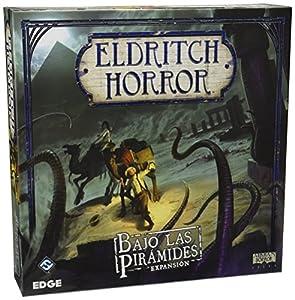 Fantasy Flight Games Eldritch Horror - Bajo Las pirámides (Edge Entertainment EDGWH05)