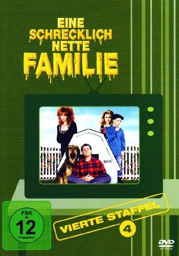 Eine schrecklich nette Familie - Vierte Staffel (3 DVDs)