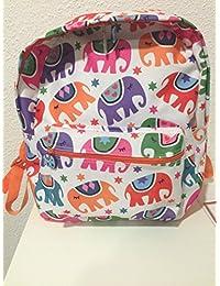 Mochila Elefante Colores Elena Correidora