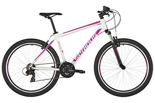 SERIOUS Rockville 27,5\'\' White/pink Rahmenhöhe 50cm 2019 MTB Hardtail