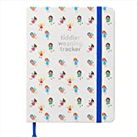 tiddler weaning tracker - Award Winning Baby Weaning Journal | Daily Feeds/Weaning, Sleeping & Changing Log Book | Luxury Baby Feed Journal | Unique Weaning Record Book