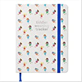 tiddler weaning tracker – Award Winning Baby Weaning Journal | Daily Feeds / Weaning, Sleeping & Changing Log Book | Luxury Baby Feed Journal | Unique Weaning Record Book (Fairies Cover Design)