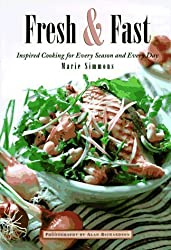 Fresh & Fast: Inspired Cooking for Every Season and Every Day by Marie Simmons (1996-05-15)