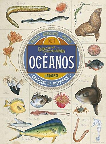 Colección de curiosidades. Océanos (Larousse - Infantil / Juvenil - Castellano -...