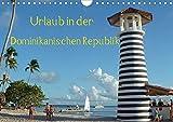 Urlaub in der Dominikanischen Republik (Wandkalender 2020 DIN A4 quer): Relaxen in der Karibik (Monatskalender, 14 Seiten ) (CALVENDO Orte) -