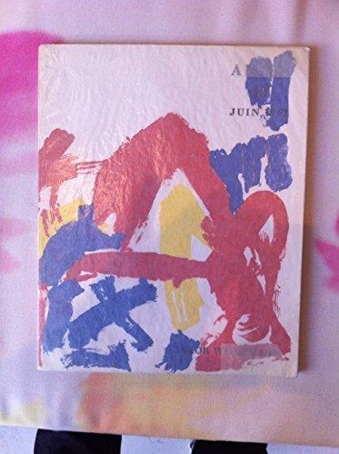 A propos de l exposition des peintures recentes de jakob weidemann. in ariel n°10