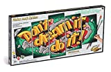 Noris Spiele Schipper Malen Nach Zahlen 609450787 - Don't Deam It, Do it! 132 x 72 cm