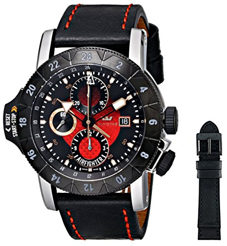 Glycine Airman Base22 Blu Bracciale Gmt