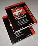 2001 Toyota Tacoma Repair Shop Manual Original Set