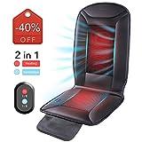 Coprisedile per seggiolino auto Naipo con funzione di riscaldamento e ventilazione e copertura traspirante portatile in rete 3D mesh per seggiolino auto per uso domestico, uso stagionale