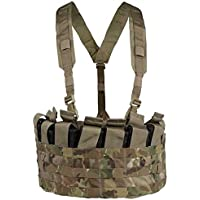 US GI molle modulare Lightweight Chest Rig Multicam