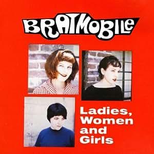 Ladies, Women And Girls
