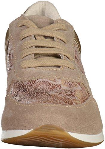 Tamaris - Sneaker Donna Marrone
