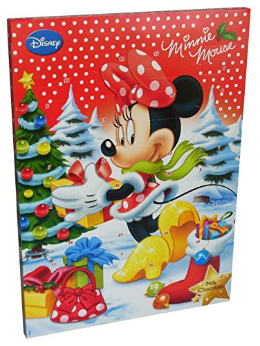 Calendrier De L Avent Minnie.Personnages Disney 4251006424154 Moins Cher En Ligne